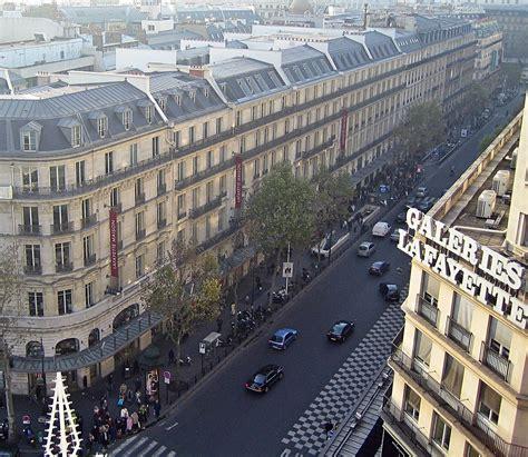 Boulevard Haussmann — Wikipédia
