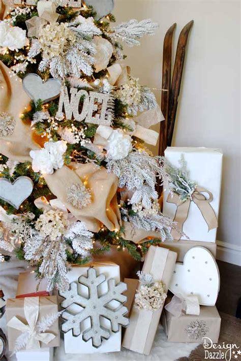 Baby Nurseries On A Budget by Winter Wonderland Glam Christmas Tree Michaels Dream