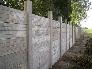 Precast concrete boundary wall cpwd engineers