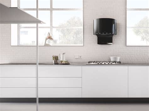 contemporary kitchen hoods l original from elica is an innovative to provide 2494
