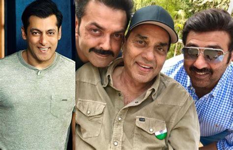 Before Race 3, Salman Khan Will Shake A Leg With Bobby