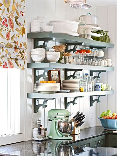 kitchen love open shelving    furniture gallery