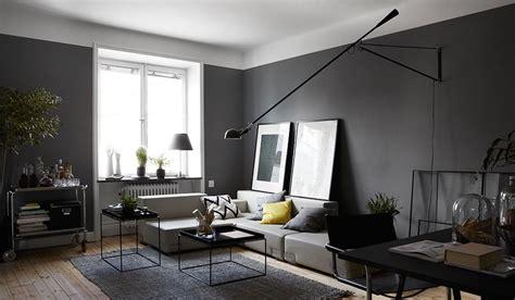 l black paint decoration c 211 mo decorar paredes en negro novedades 2018 hoy lowcost