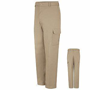 Men`s Cargo Pants w/ Snaps Miters - Khaki Beige, Navy Blue ...