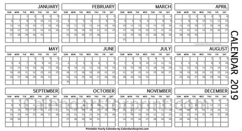 year calendar   page calendar  page