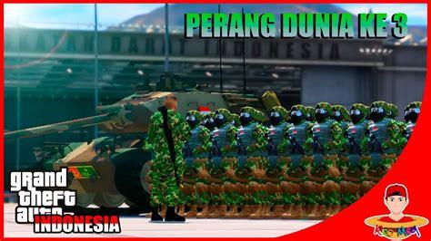 gta  mod indonesia  perang dunia   lawan alien youtube