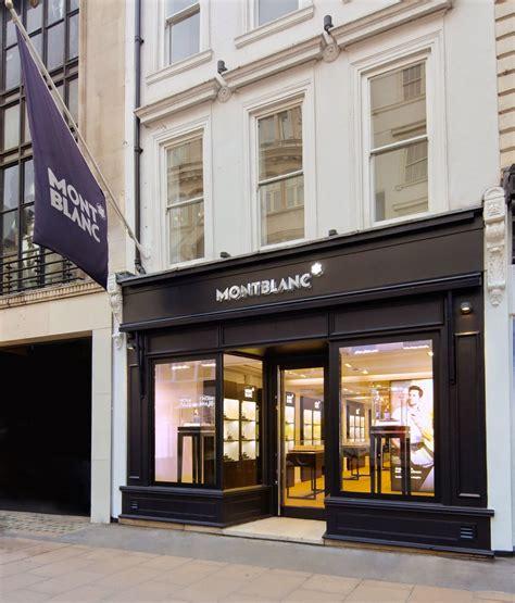 boutique mont blanc montblanc store