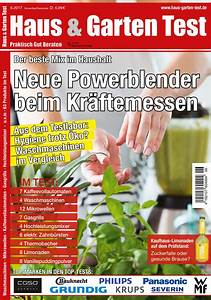 Haus Garten Test : haus garten test 6 2017 das testmagazin mit tests und ratgebern ~ Orissabook.com Haus und Dekorationen