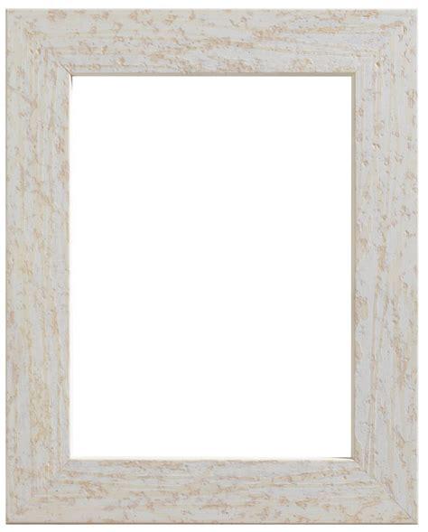 Cornici Per Foto Cornice In Legno Colore Bianco 50 X 70 Cm
