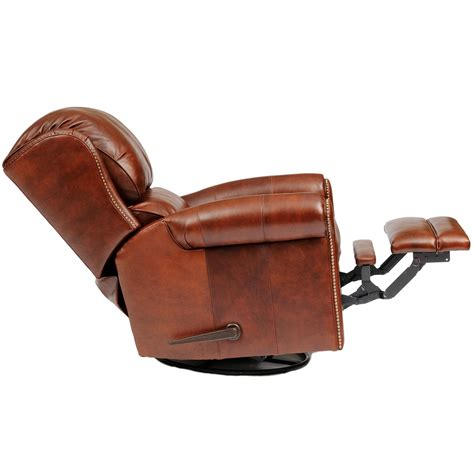 720l casual leather motorized reclining chair by smith