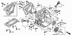 Honda Gx100 Parts List And Diagram