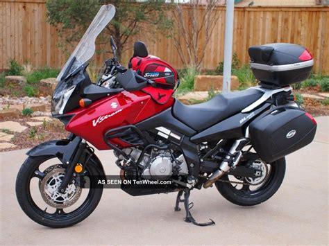 Suzuki 1000 V Strom by 2006 Suzuki V Strom 1000 Moto Zombdrive