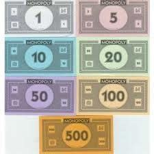 monopoly money template monopoly on monopoly board and money