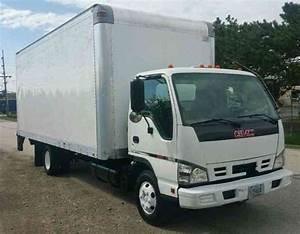 Gmc Isuzu Npr W3500 W4500 Nqr  2007    Van    Box Trucks