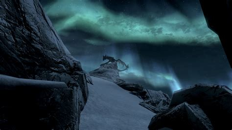 Skyrim Animated Wallpaper - the elder scrolls v skyrim wallpaper and background image