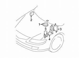 2004 Mazda 6 Automatic Transmission Control Module  Pwt