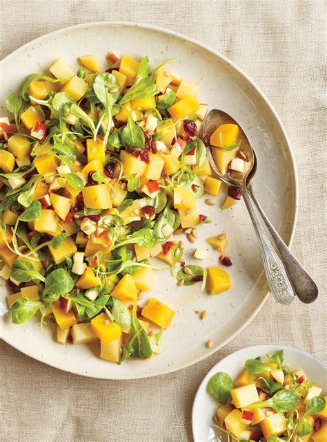 salade de betteraves aux pommes  aux canneberges ricardo