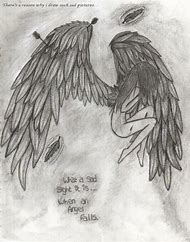 Best 25 ideas about fallen angel drawings find what youll love emo fallen angel drawings thecheapjerseys Image collections