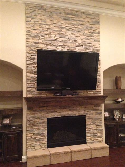 stack fireplace stacked gas fireplace home basement ideas