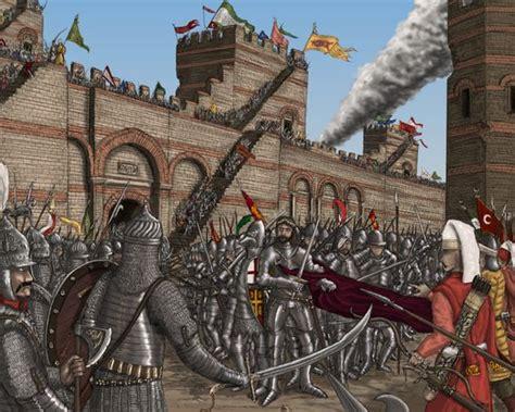 siege constantinople siege of constantinople byzantine war