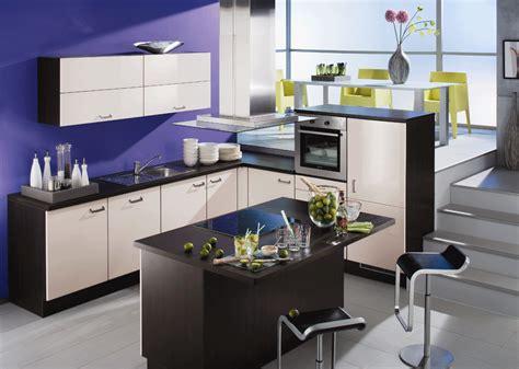 décoration cuisine les couleurs tendances