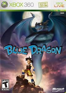 Blue Dragon Xbox 360 Game