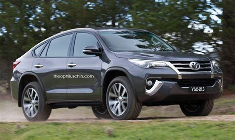 toyota fortuner transformed   bmw   coupe