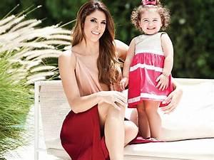 Daniela y Salomé La hija de James Rodríguez ya 'golea' en ...
