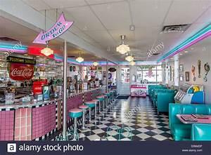 American Diner Einrichtung : american diner interior stockfotos american diner ~ Sanjose-hotels-ca.com Haus und Dekorationen