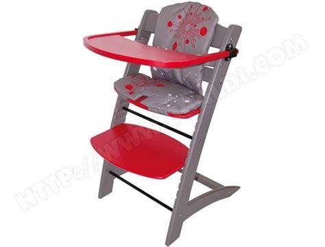 chaise haute évolutive badabulle chaise haute évolutive badabulle b010008 et taupe