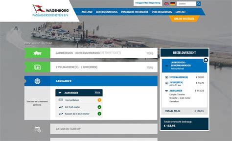 Boot Ameland Vlieland by Keren Op Waddeneilanden Overtocht Voor Keerders