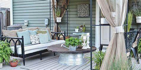 liz marie blog patio    patio decorating ideas