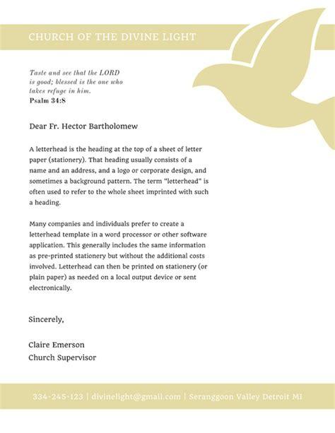 Minimal microsoft word letterhead template. Free Online Letterhead Maker With Stunning Designs - Canva