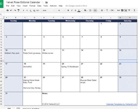 google drive calendar need an editorial calendar use drive sheets international association