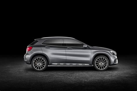 2018 mercedes gla 250 4matic review on the straight pipes. 2018 Mercedes-Benz GLA-Class First Look | Automobile Magazine