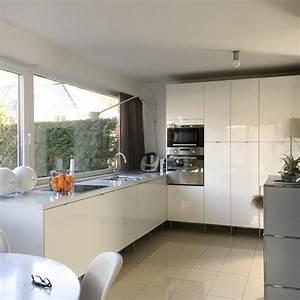 Arbeitsplatte Küche Ikea : ikea k che low budget geht auch edel all about design ~ Michelbontemps.com Haus und Dekorationen