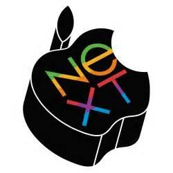 Steve Jobs Next Computer Logo