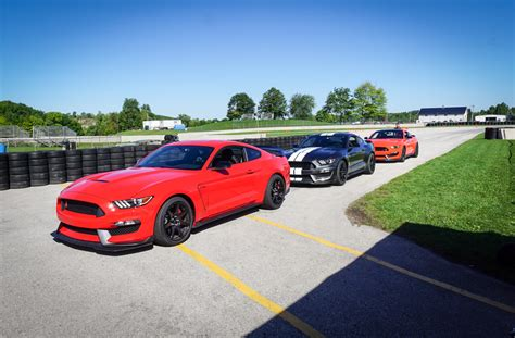 2016 Ford Performance Shelby Gt350/gt350r