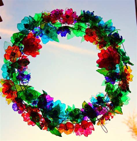 platic bloemen 25 beste idee 235 n over plastic fles bloemen op pinterest