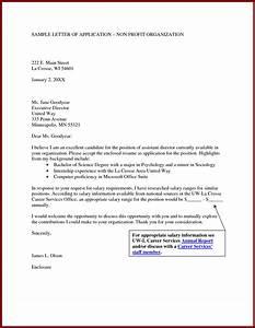 cover letter non profit organization cover latter sample non profit executive cover letter