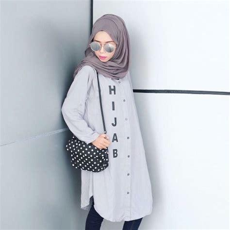 jual hijab tumblr  lapak nzandie fashion nzandie