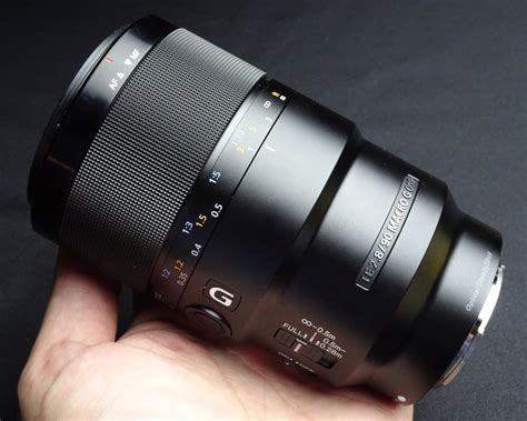 macro sony lens 90mm lenses camera fe explained oss mount equipment beginners ephotozine choosing