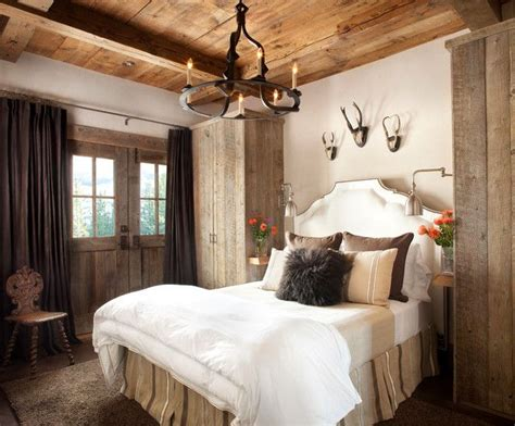Schlafzimmer Rustikal Gestalten by Best 25 Rustic Bedroom Design Ideas On Rustic