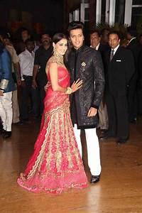 Ritesh Deshmukh & Genelia D'Souza's Wedding Reception