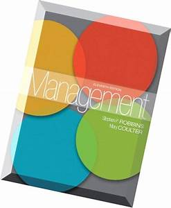 Download Management  11th Edition  By Stephen P  Robbins  Mary Coulter