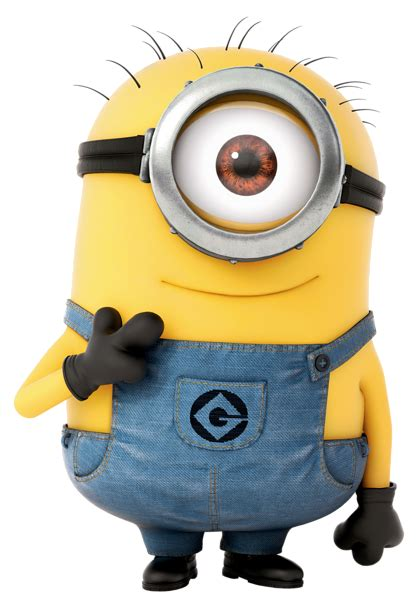 minion transparent cartoon png image gallery