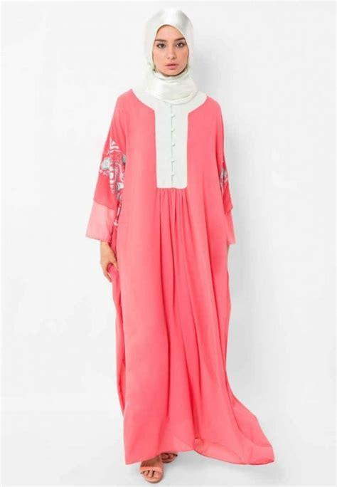 Gamis Lebaran Wanita model baju gamis modern untuk wanita gemuk til modis
