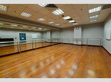 The Ngau Chi Wan Civic Centre Dance Practice Room