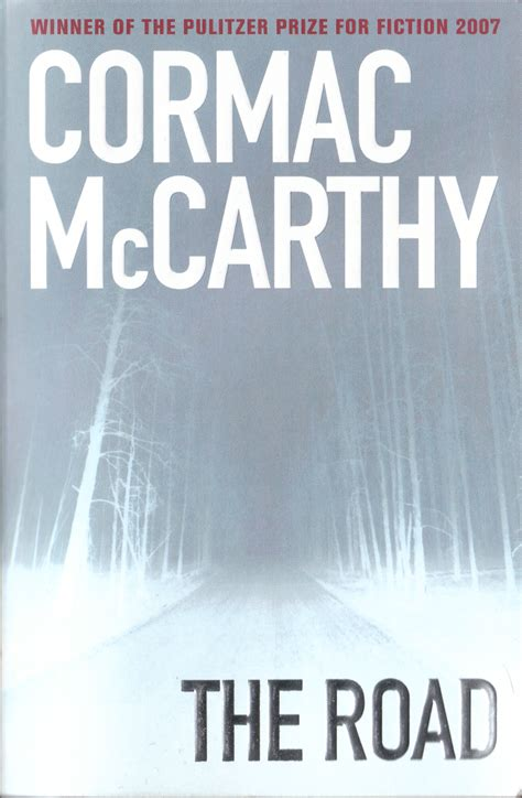 this is for the cover book covers project the road by cormac mccarthy dboyle93