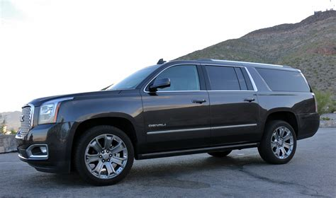 Yukon Xl Denali 2016 by The Test In The West Road Tripping In The 2016 Gmc Yukon